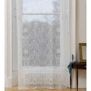 Scottish and Madras Lace Panels