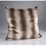 Alaska Rabbit Fur Cushion