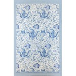 William Morris Blue Compton Tea Towel