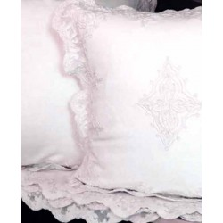 Camille Lace Cushion Cover