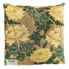 William Morris Chrysanthemum Chunky seat pad