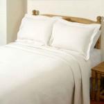 Estrella Cream bedspread