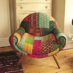 Retro Kantha chair