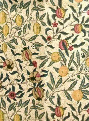Fruits Readymade Fully Lined Curtains