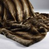 Gold Alaska Fox Faux Fur