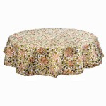 William Morris Honeysuckle PVC tablecloth