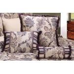 Mexico Aubergine Cushions