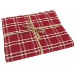 midwinter check tablecloth