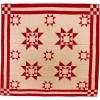 Ohio Star - Red Tea Dyed