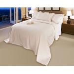 Paisley Cream bedspread