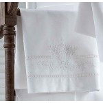 White lace housewife pillowcase 272/p