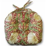 William Morris Pimpernel Red Chunky