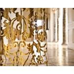 Richmond Net Applique Panel Gold