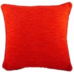 Savannah Cushion Red