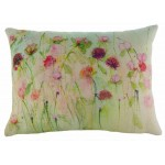 Peonies and Roses Cushion