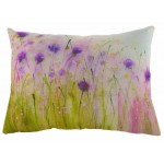 Deep Purple Cushion
