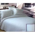 Tamerton White bedspread