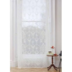 Ailsa Ivory Lace Panel