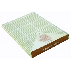 Auberge French GreenTablecloth