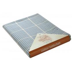 Auberge Wedgewood Blue Tablecloth