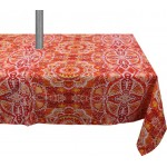 Aureola Tablecloth Zipper
