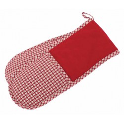 Bell Check double oven glove