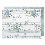 Bluebell Cottage place mat set of four