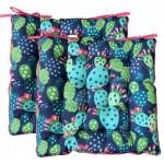 Cactus seat pads 2-pack