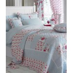 Catherine spot pillowcase oxford
