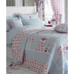 Catherine spot pillowcase oxford