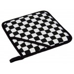 Checkmate pot holder
