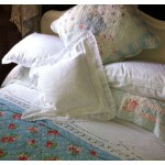 Crochet Lace Percale