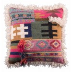Dori Embroidered Cushion cover