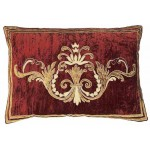 Florence Rectangular Velvet Cushion cover
