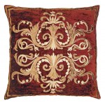 Florence Large Velvet Cushion cover