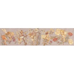 Flower Fairies Tapestry Draught Excluder