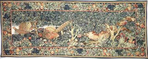 Fox & Pheasants