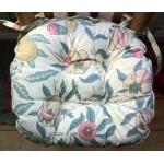 William Morris Fruits Chunky seat pad