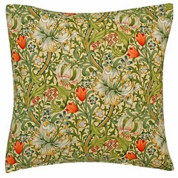 Golden Lily Cushion