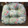 William Morris Golden Lily Chunky seat pad