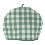 Gingham Green Country Check  tea cosy