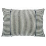 Hampton Stripe Rectangular cushion cover