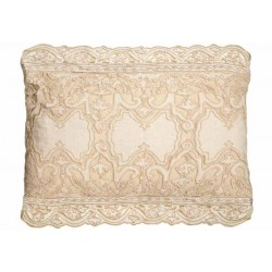 Henley Lace Oblong Cushion cover