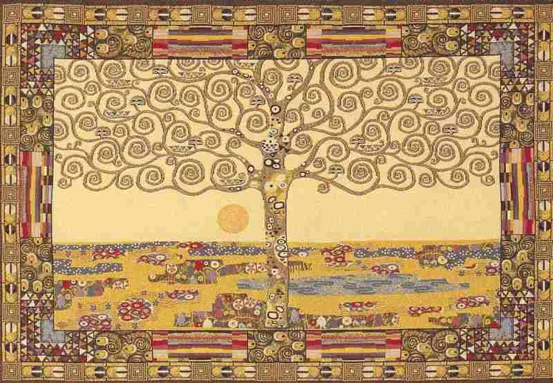 The Tree Of Life Gustav Klimt