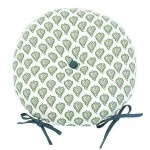 Les Indiennes Round seat pad