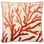 Marine Terracotta Cushion Cover