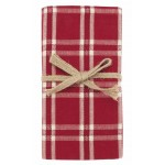 Midwinter check napkin set of four