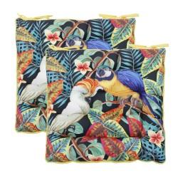 Parrots seat pads 2-pack