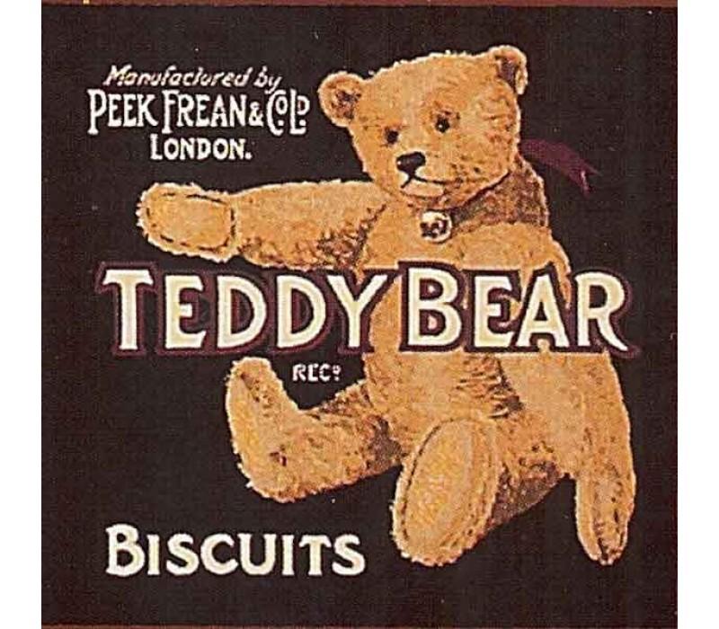 Peek Frean Biscuit Tin Bear