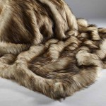 Reynard Cream Faux Fur